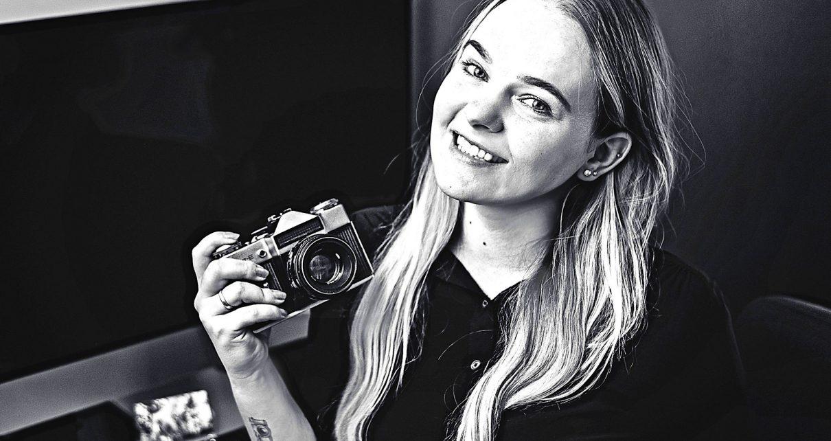 Liucija Vinčiūnienė fotoaparato iš rankų nepaleidžia nuo mažų dienų.